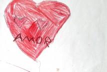 Os desenhos traduzem os desejos das crianças por um balão mágico cheio de alegria, família, união, amor, paz e vida em sua viagem.